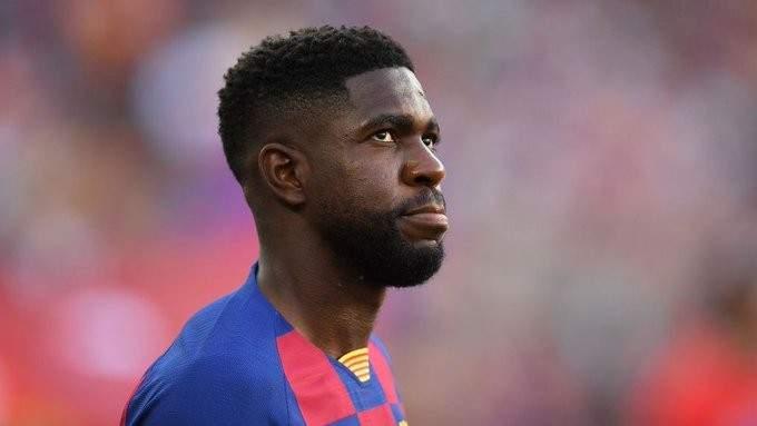 اومتيتي: اللعب لبرشلونة لا يجعلك تفكر في فريق اخر