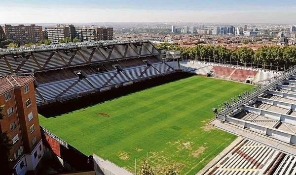 ملعب رايو فاليكانو جاهز لاستقبال المباريات