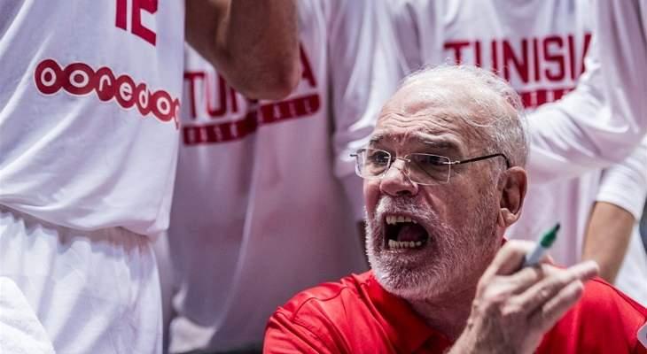 مدرب تونس: لقد قاتلنا من أجل الفوز على إيران