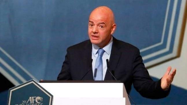 انفانتينو يؤكد ان اسيا ستستفيد من بطولة كأس العالم للاندية