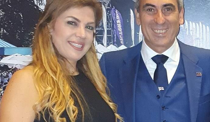 تعيين رئيسة الاتحاد اللبناني للمحركات المائية شاغوري رئيسة للجنة المساواة في الاتحاد الدولي