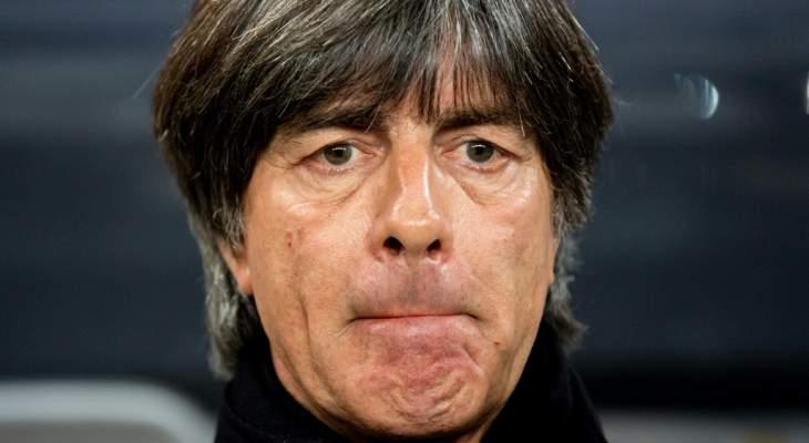 لوف :علينا تقبل الهبوط إلى المستوى الثاني من مسابقة دوري الأمم الأوروبية