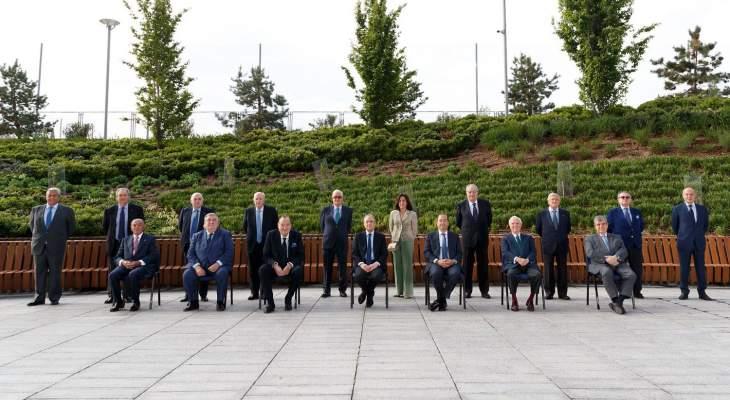 فلورنتينو بيريز رئيساً لريال مدريد حتى العام 2025