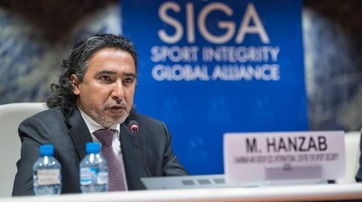 حنزاب: لا يجب أن يبقى دور المرأة مهمشاً في نطاق معين في الرياضة