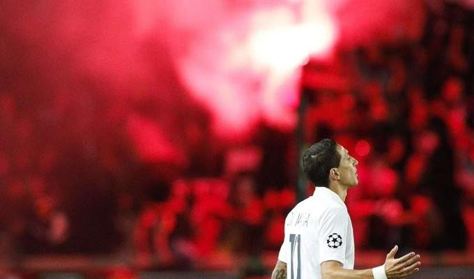 دي ماريا يهدد أرقام مبابي في الدوري الفرنسي