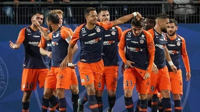 الدوري الفرنسي: فوز كبير لمونبلييه على تولوز وسانت إيتيان يتخطى نانت