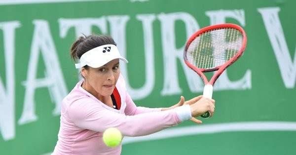 تاتيانا ماريا تحجز مقعدها في نصف نهائي بطولة نوتنغهام للتنس