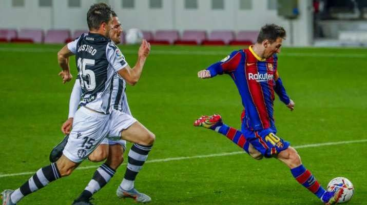 موجز الصباح: ميسي يقود برشلونة لتخطي ليفانتي، بارما يعرقل ميلان، ليون يهزم سان جيرمان وترقّب لنتائج قرعة دوري الابطال