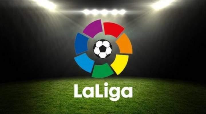 ترتيب الدوري الإسباني بعد نهاية مباريات الأحد