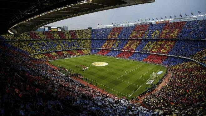 اجراءات امنية مشددة ترافق ريال مدريد في رحلة الكلاسيكو