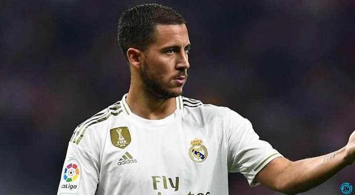 هازارد: بعد ريال مدريد سأعود الى تشيلسي