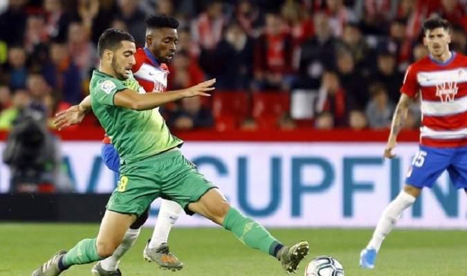 ريال سوسيداد يخطف فوزاً قاتلاً على أرض غرناطة