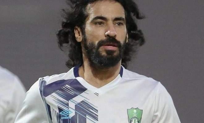 حسين عبد الغني خارج حسابات مدرب اهلي جدة