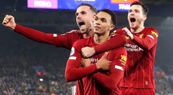 ارنولد: ليفربول يريد الفوز بالمباريات المتبقية