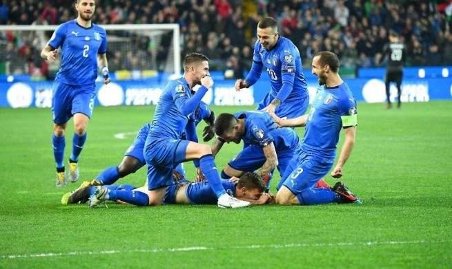 قائمة أولية لمنتخب ايطاليا لخوض منافسات يورو 2020