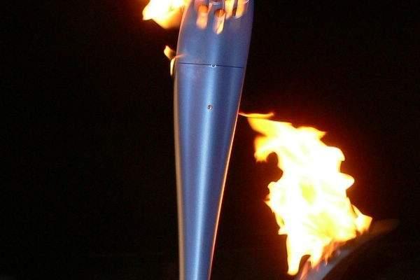 شعلة الأولمبياد الخاص متوهجة وساطعة في الفجيرة