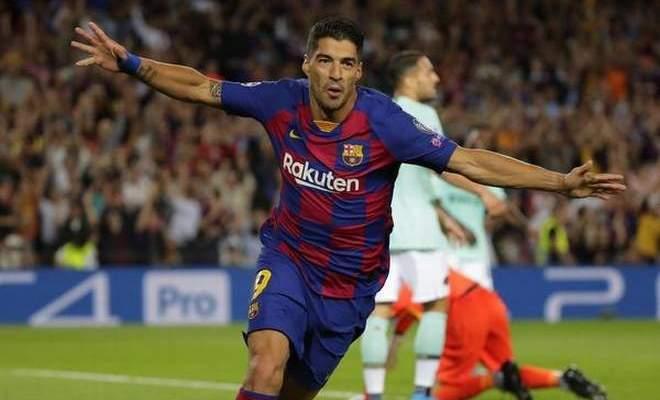 اهداف مباراة برشلونة وانتر ميلان الثلاثة