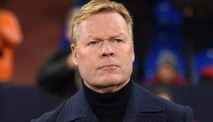 كومان راض عن اداء الفريق رغم الخسارة امام المانيا
