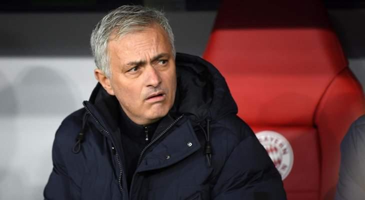 مورينيو: أتمنى لعب مباراة قوية في ربع النهائي أو نصف النهائي