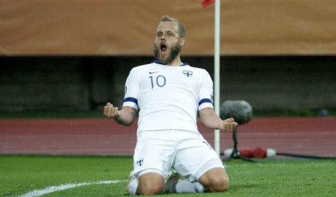 فنلندا تقترب من يورو 2020 بعد الفوز على ارمينيا