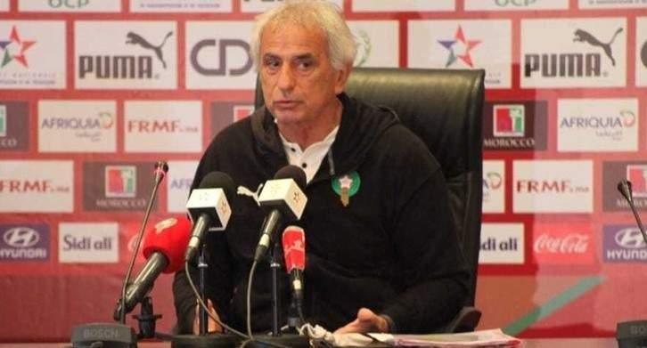 خليلوزيتش : محبط من النتيجة امام موريتانيا
