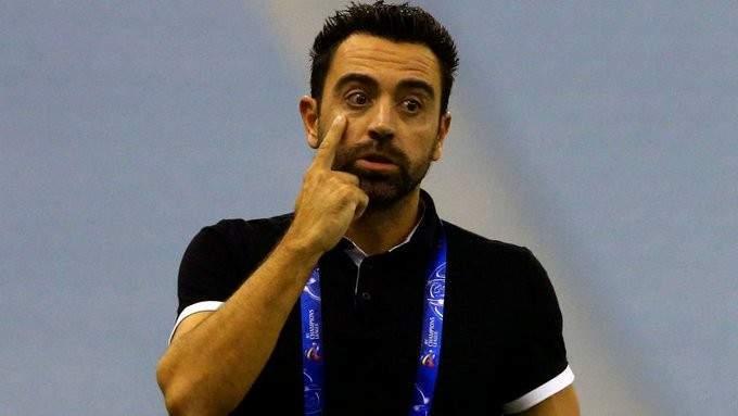 تشافي: يجب ان لا يكون دوري الأبطال هاجسا لبرشلونة