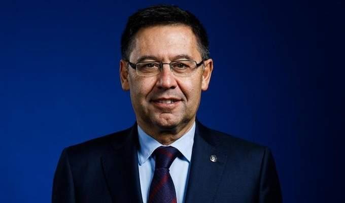 بارتوميو يقدم استقالته من رئاسة برشلونة