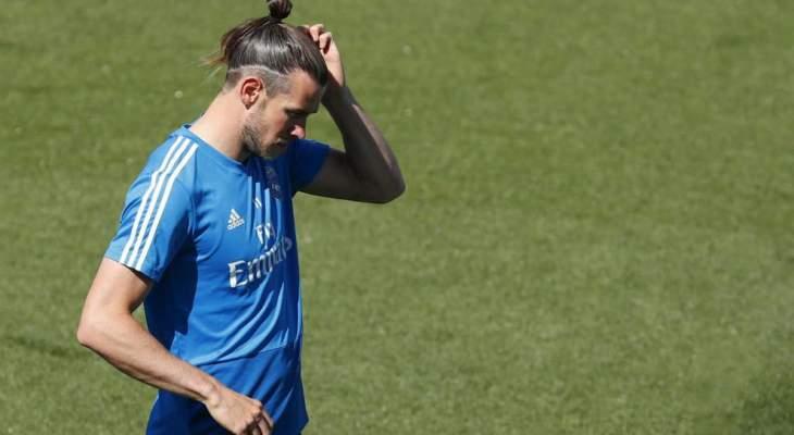 بايل خارج قائمة الريال لمواجهة ريال سوسيداد
