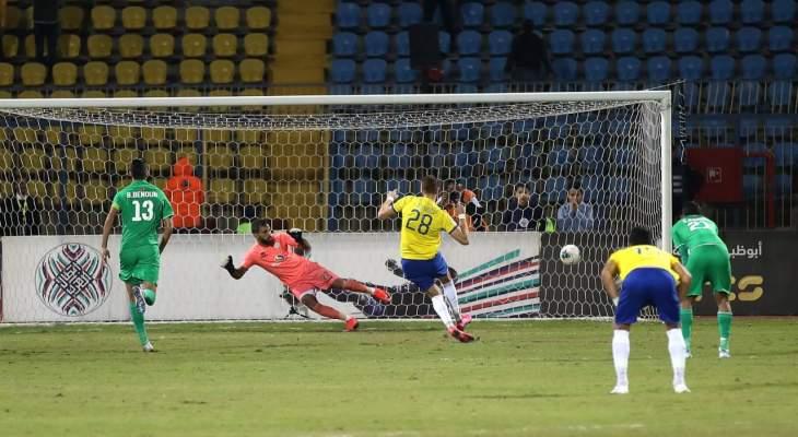 الإسماعيلي يغلب الرجاء بذهاب نصف نهائي البطولة العربية