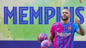 ديباي: اريد الفوز بالكثير من الألقاب مع برشلونة
