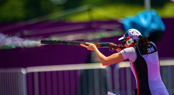 أولمبياد طوكيو - رماية: اللبنانية راي باسيل تبقي على آمالها ببلوغ النهائيات