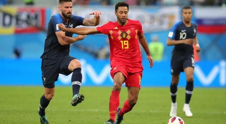 ديمبيلي ما زال مستاء من هزيمة نصف نهائي كأس العالم