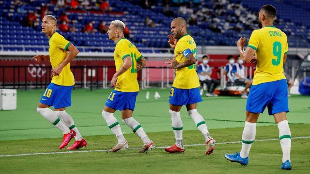 نينو: المنتخب البرازيلي يتطور تدريجياً