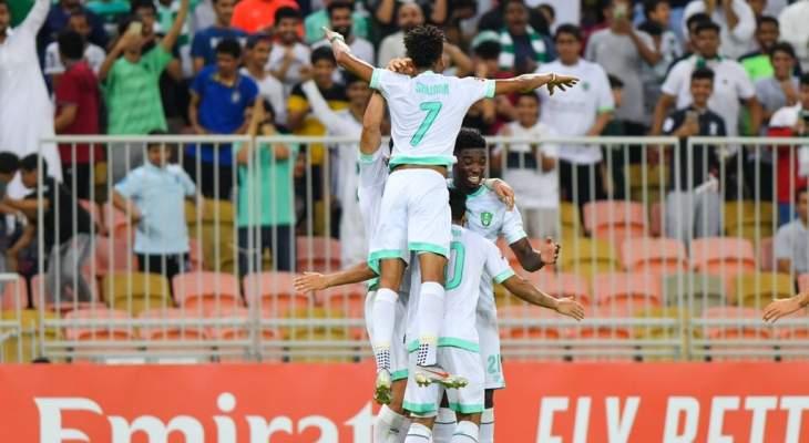 الأهلي السعودي يتأهل بالوقت القاتل الى دور ال 16 في دوري ابطال اسيا