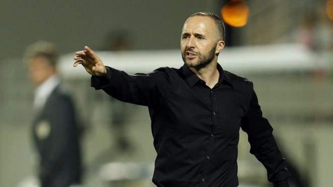 مدرب الجزائر يعلن عن قائمة مباراة قطر الودية