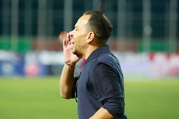 المدرب يؤكد اهداف فريقه