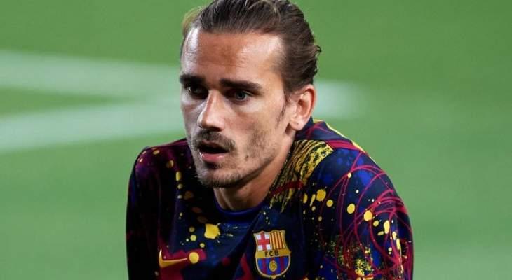 مهاجم برشلونة يتعرض لإصابة