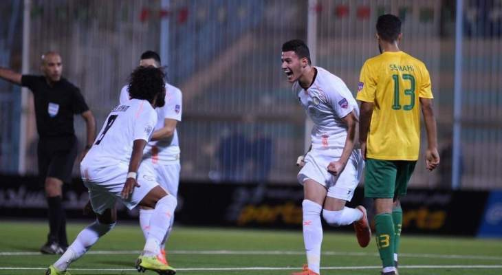 شاهد ريمونتادا الشباب السعودي امام الساورة الجزائري في البطولة العربية