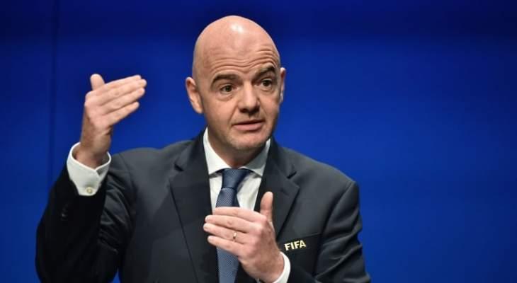 اتحاد الفيفا يقترح تمديد عقود اللاعبين منتهية الصلاحية