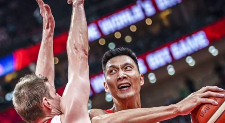 مونديال السلة: سقوط الصين وانتصاران لروسيا واسبانيا