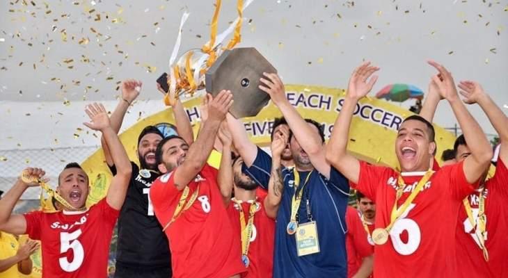 خاص: محمد مرعي يكشف عن اهمية الفوز في بطولة  تايلاند الودية