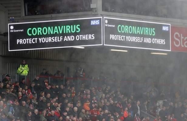 إصابة جديدة بفيروس كورونا في الدوري الإنكليزي