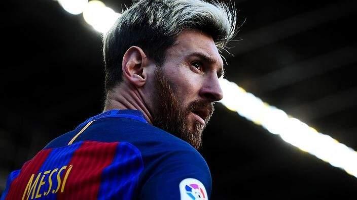 ميسي يساعد ريال مدريد
