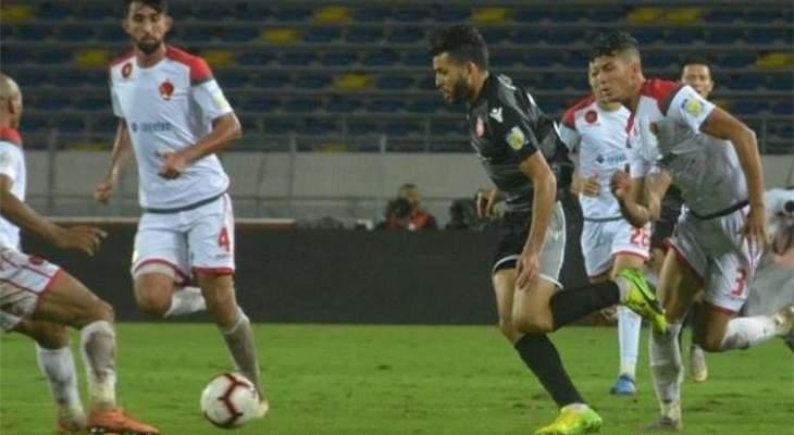 البطولة العربية : النجم الساحلي يحجز مكانه في ربع النهائي