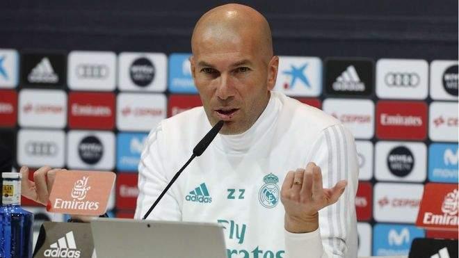 ريال مدريد يعتمد على مثلث زيدان السحري