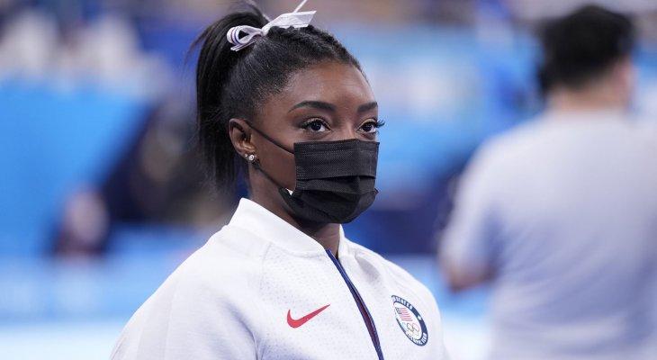 أولمبياد طوكيو-جمباز: بايلز تنسحب من نهائي مسابقة الحركات الأرضية