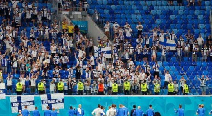 يورو 2020: اصابة 86 مشجعا فنلنديا بفيروس كورونا