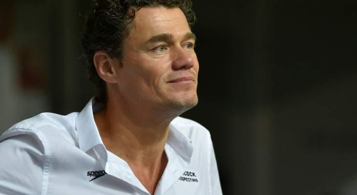 استقالة الهولندي فيرهارين من تدريب منتخب أستراليا للسباحة