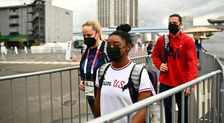 أولمبياد طوكيو- جمباز: الأميركية بايلز على لائحة المشاركات في نهائي عارضة التوازن