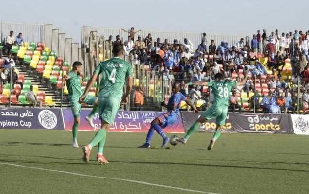 كأس محمد السادس: الشرطة العراقي يتخطى نواذيبو الموريتاني